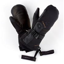 Acquisto Ultra Heat Mittens Men Black