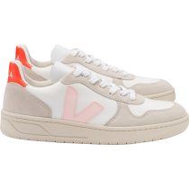 Achat V-10 B-Mesh White_Petale_Orange-Fluo