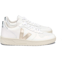 Achat V-10 Leather Extra White Platine Silver