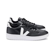 Acquisto V-10 Leather Black_White