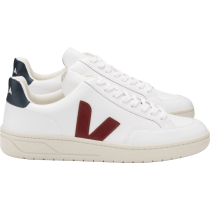 Kauf V-12 Leather Extra White Marsala Nautico