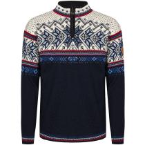 Acquisto Vail M Sweater Midnightnavy/Redrose/Offwhite