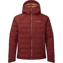 Buy Valiance Jacket M Oxblood Red