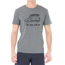 Buy Van Life Tee Dark Grey