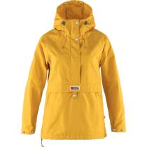 Buy Vardag Anorak W Mustard Yellow