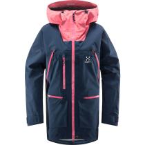 Buy Vassi GTX Pro Jacket Women Tarn Blue/Tulip Pink