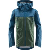 Achat Vassi Touring GTX Jacket Men Fjell Green/Dark Ocean