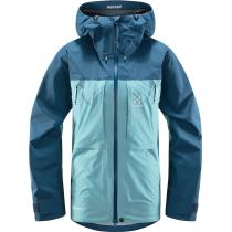 Achat Vassi Touring GTX Jacket Women Frost Blue/Dark Ocean