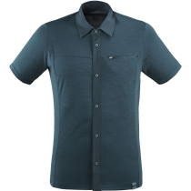 Kauf Vecchia Wool Shirt M Orion Blue