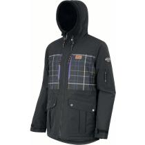 Buy Vermont Jkt M Black Tartan