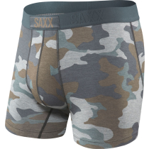 Buy Vibe Boxer Brief Grey Supersize Camo