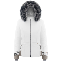 Kauf Voari Plus Luxe Stretch Jkt White/Multi