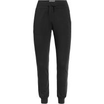 Buy W Crush Pants Black