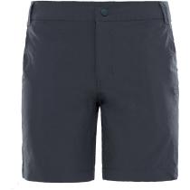 Buy W Exploration Short Asphalt Grey