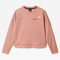 Buy W Hikesteller Pullover Pink Clay