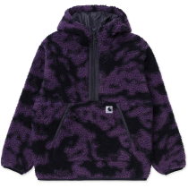 Achat W' Hooded Loon Liner Deep Freeze Jacquard, Provence Black