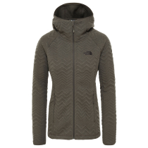 Achat W Inlux Tech Midlayer New Taupe Green Heather