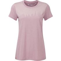 Acquisto W Juniper Classic T-Shirt Sea Fog Purple Heather