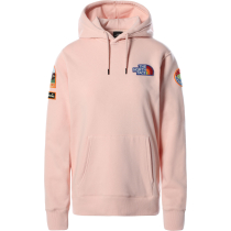 Acquisto W Patch P/O Hoodie Evening Sand Pink