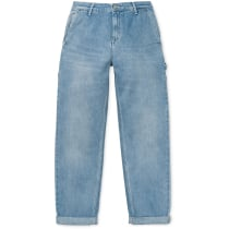 Buy W' Pierce Pant Blue Light Stone Washed