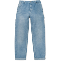 Kauf W' Pierce Pant Blue Light Stone Washed