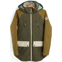 Achat W Prowess Jacket Keef/Martini Olive/Creme Brulee