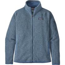 Buy W's Better Sweater Jkt Berlin Blue