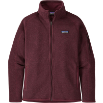 Compra W's Better Sweater Jkt Chicory Red