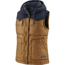 Buy W's Bivy Hooded Vest Nest Brown