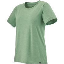 Achat W's Cap Cool Daily Shirt Gypsum Green - Light Gypsum Green X-Dye