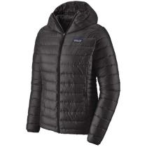 Buy W's Down Sweater Hoody Black