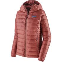 Buy W's Down Sweater Hoody Rosehip