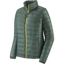 Buy W's Down Sweater Regen Green