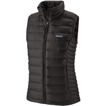 Achat W's Down Sweater Vest Black