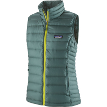 Kauf W's Down Sweater Vest Regen Green