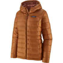 Achat W's Hi-Loft Down Hoody Wood Brown
