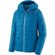 Kauf W's Macro Puff Hoody Steller Blue