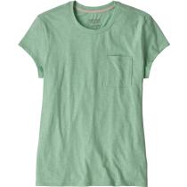 Compra W's Mainstay Tee Gypsum Green