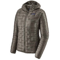 Achat W's Micro Puff Hoody Feather Grey