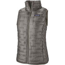 Achat W's Micro Puff Vest Feather Grey