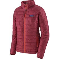 Acquisto W's Nano Puff Jkt Roamer Red