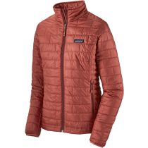 Achat W's Nano Puff Jkt Spanish Red