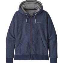 Achat W's P-6 Label French Terry Full-Zip Hoody Navy Blue