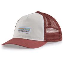Buy W's Pastel P-6 Label Layback Trucker Hat White w/Rosehip
