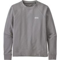 Buy W's Pastel P-6 Label Organic Crew Sweatshirt Salt Grey