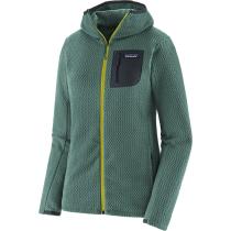 Achat W's R1 Air Full-Zip Hoody Regen Green