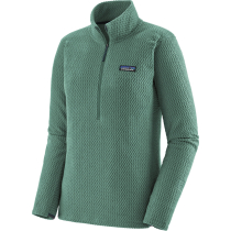 Acquisto W's R1 Air Zip Neck Regen Green