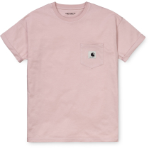 Acquisto W' S/S Carrie Pocket T-Shirt Regular Fit Frosted Pink