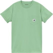 Kauf W' S/S Pocket T-Shirt Mineral Green