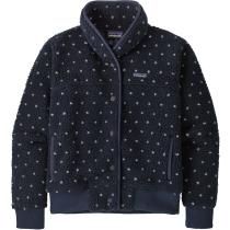 Buy W's Snap Front Retro-X Jkt New Navy